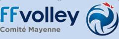 Comité départemental de volley Mayenne
